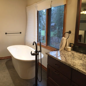 Lake Oswego Bathroom Remodel