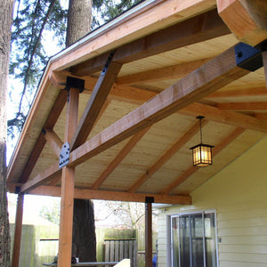 Oregon City Outdoor Living Space - Highland Ridge Custom Home Remodeling
