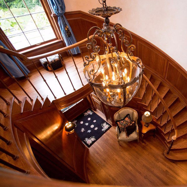 SW Portland Staircase Remodel