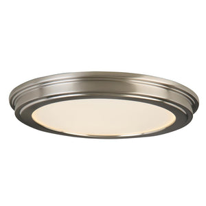 Commercial Electric 13 in. Color Changing LED Flush Mount - Highland Ridge Custom Home Remodeling