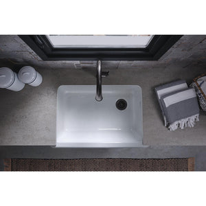Whitehaven Farmhouse Kitchen Sink - Highland Ridge Custom Home Remodeling