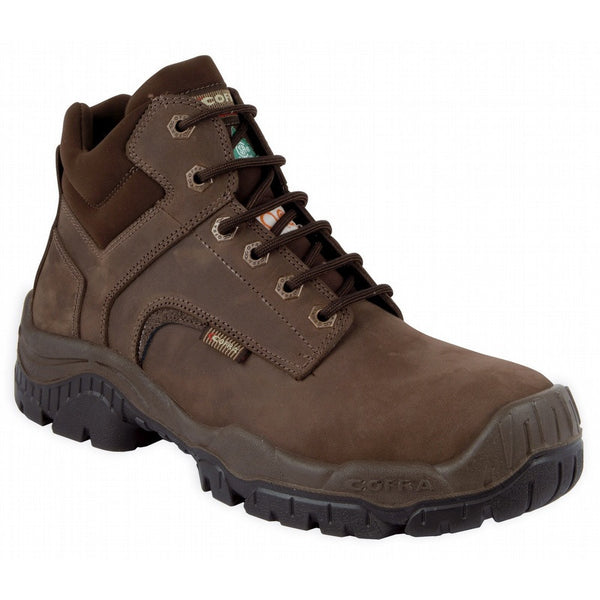 Cofra Odessa Safety Boot (Brown)