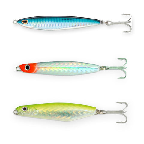 Queen Mackerel - Shore Spinning Lure Bundle