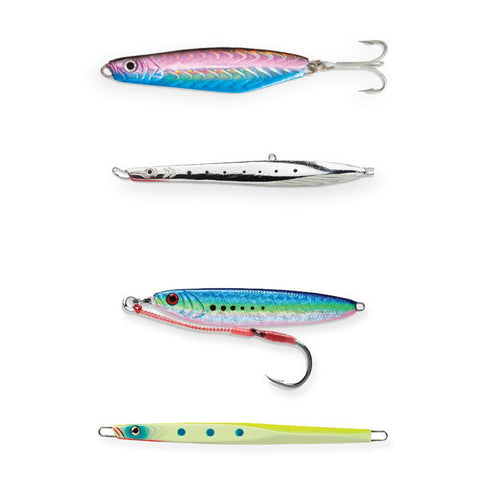 Queenfish - Jigging Lure Bundle