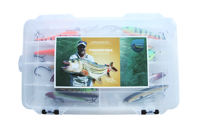 Tiger fish - Deluxe Lure Bundle
