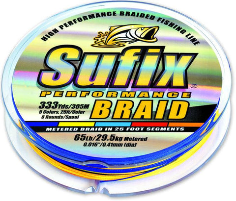 Performance Braid Multi Colour
