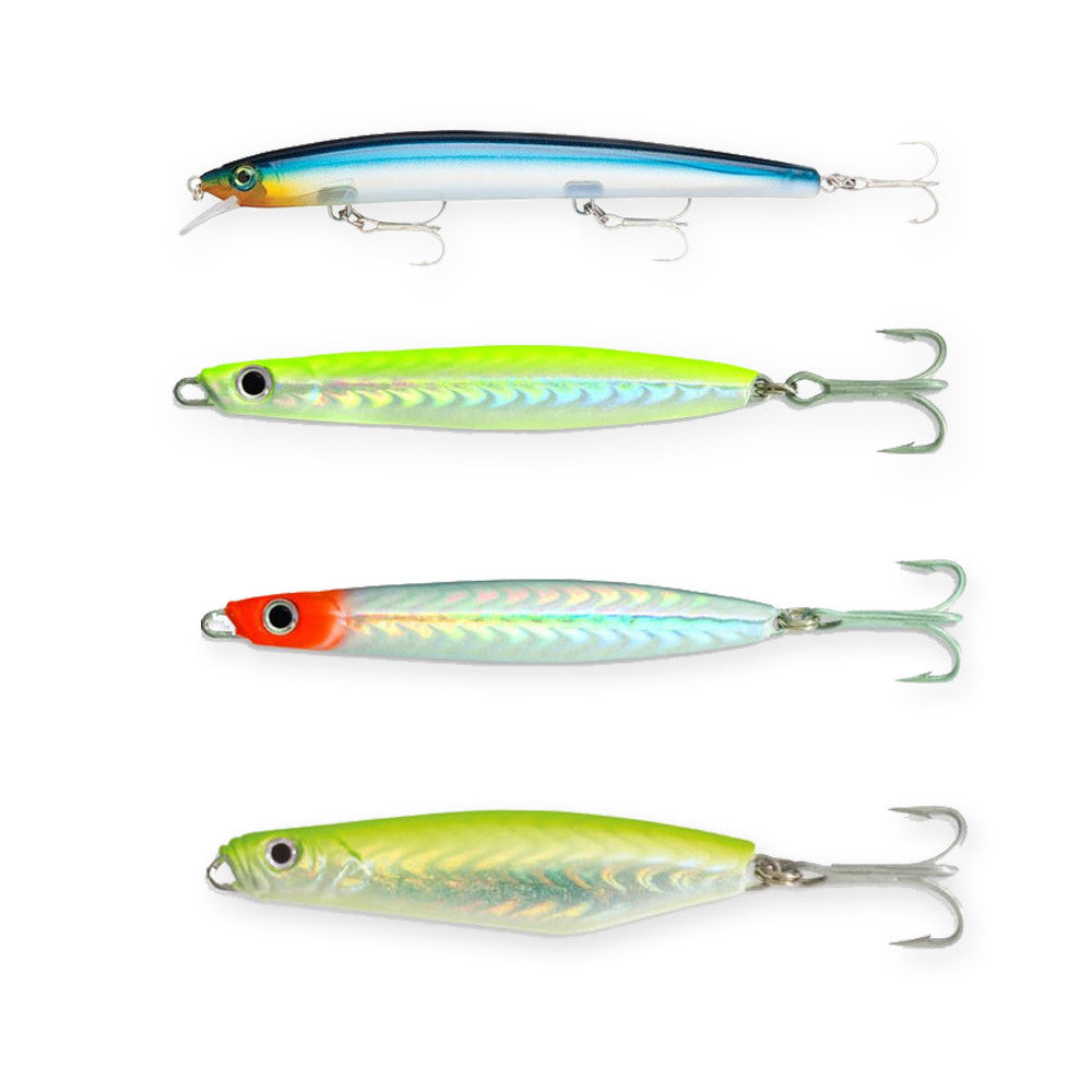 Queenfish - Spinning Lure Bundle