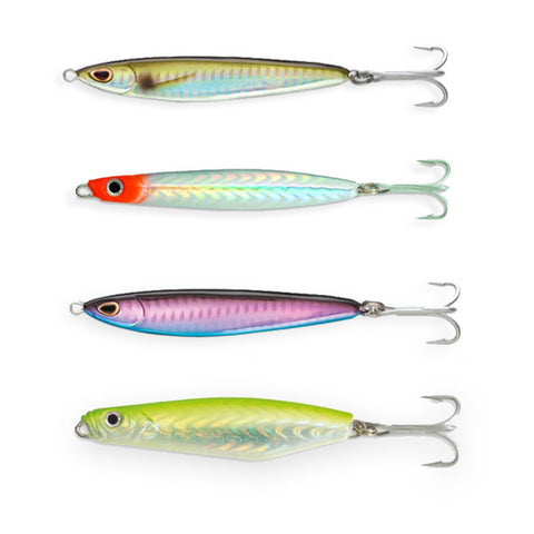 Queen Mackerel - Boat Spinning Lure Bundle