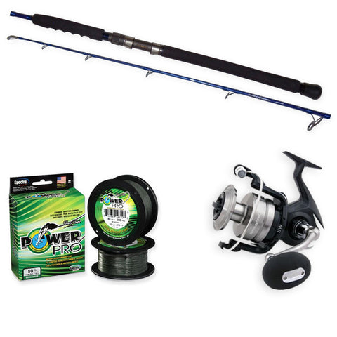 Dogtooth Tuna Jigging - Deluxe