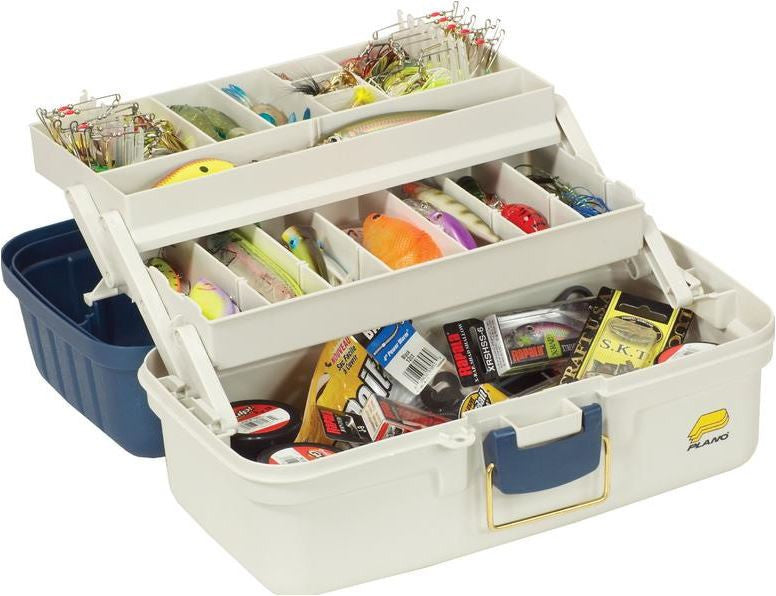 Plano 6102-2 Tray Tackle Box