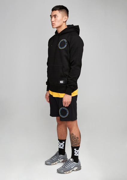 Circle Logo Black Shorts