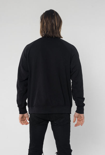 RSC C/B Black Sweater