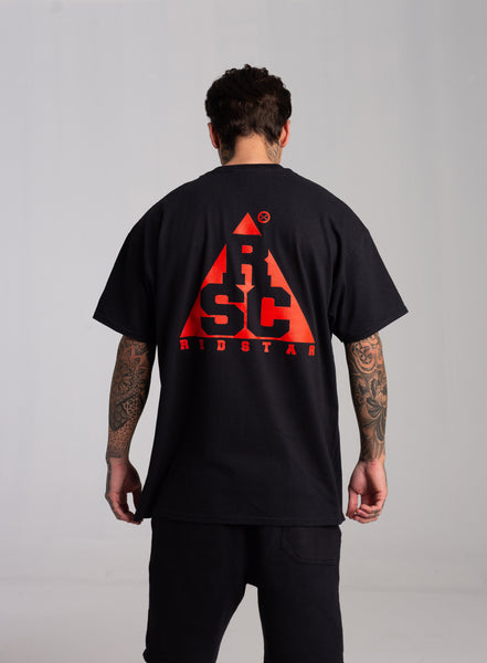 3Points Black T-shirt