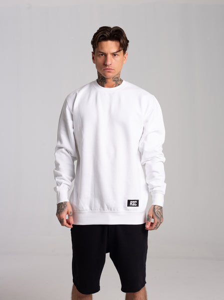 3Points White Sweater