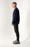 Low Down Navy Sweater