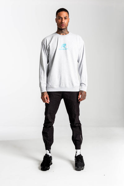 RSC Console R Grey Sweater - Front & Back print