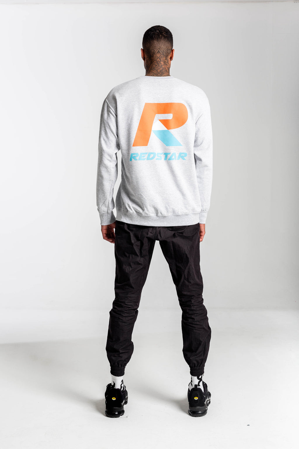 Console R Sweater Grey