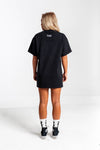 Redstar Double R Bones Black Tshirt