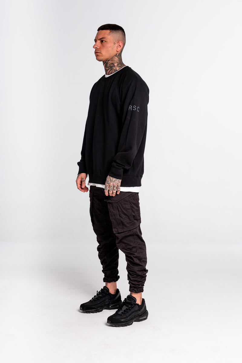 NESW Sweater Black