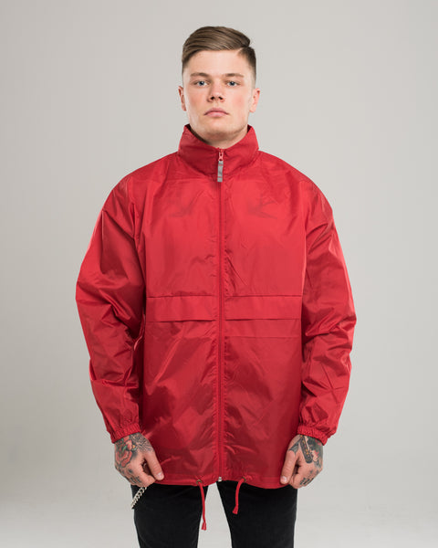 RSC NCL Lightweight Jacket Red