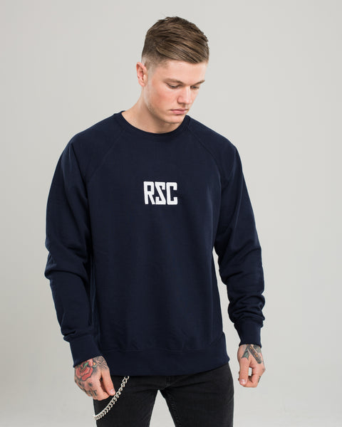 RSC Navy Sweater