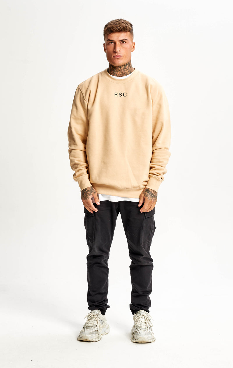 Brooklyn Sand Heavyweight Sweater