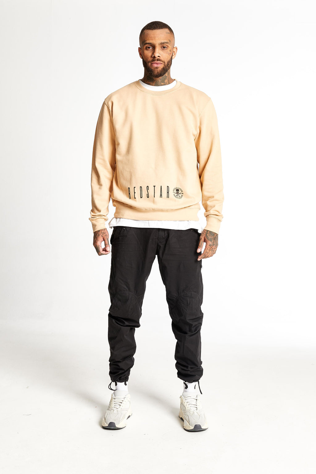 Low Down II Heavyweight Sweater Neutral