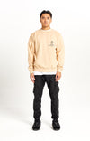 Stack Heavyweight Sweater Neutral