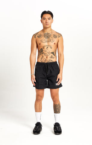 O/G Logo Swim Shorts Black