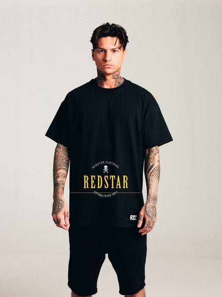 Low Down Black Tshirt