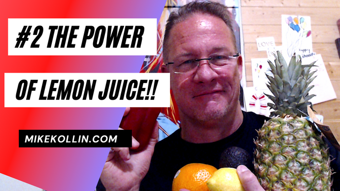The Power of Lemon Juice Video #2 | Super Simple Health Tips
