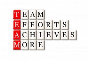 Team effort Achieves More! Success in Dating, relationships, Life & Business!