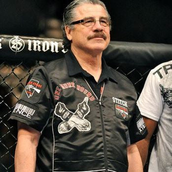 "UFC Cut man Jacob ""Stitch"" Duran"