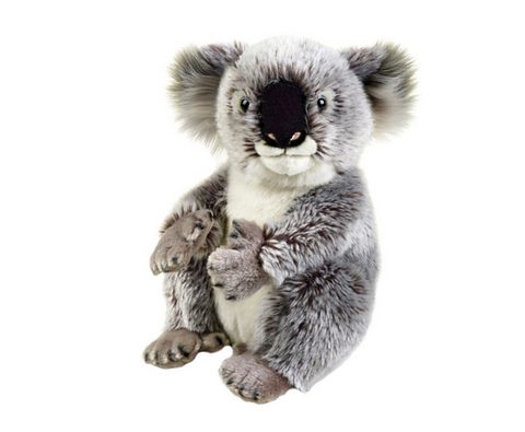 Fake Stuffed Koala Bear Kids Toy