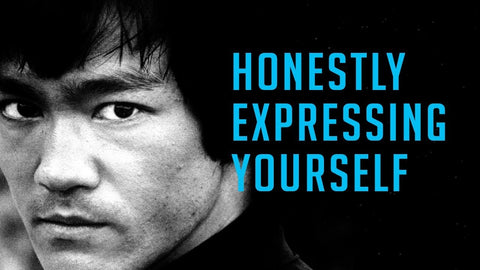 Bruce Lee | Honestly Expressing Yourself