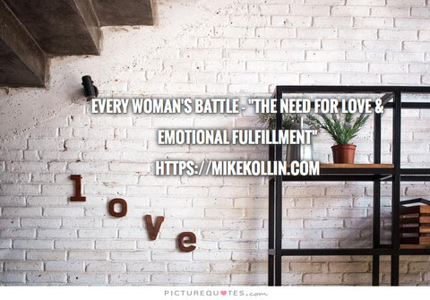 Love & Emotional Fulfillment for Women