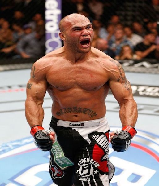 Robbie Lawler UFC Champion Fighter and Mixed Martial Artist