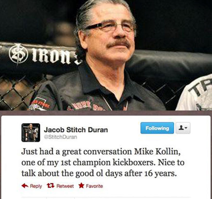 "Jacob ""Stitch"" Duran 