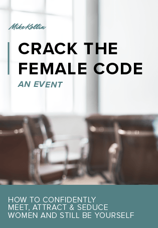 Crack the female code | Dating and relationship events / seminars