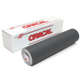 "Grey - Matte Finish Vinyl Rolls | Oracal 631 Removable Wall Vinyl | 12"" & 24"" Rolls"