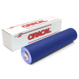 Matte Blue Vinyl Rolls | Oracal 631 Wall & Craft Vinyl | Removable Adhesive