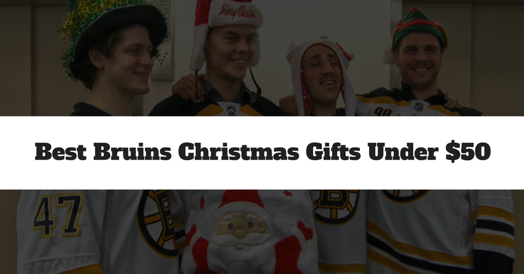 Best Bruins Christmas Gifts Under $50