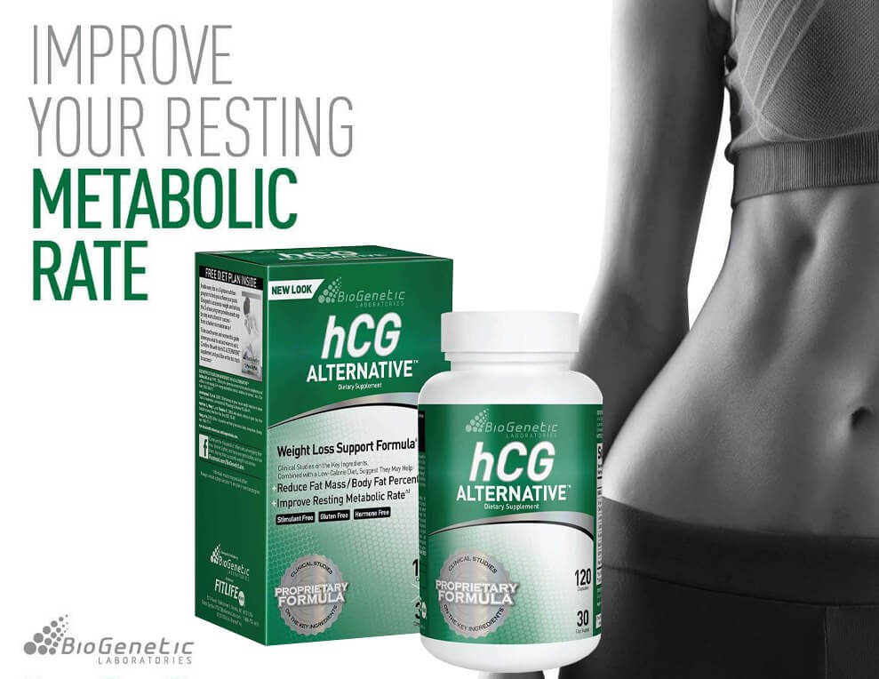 BioGenetic Labs HCg Supplement