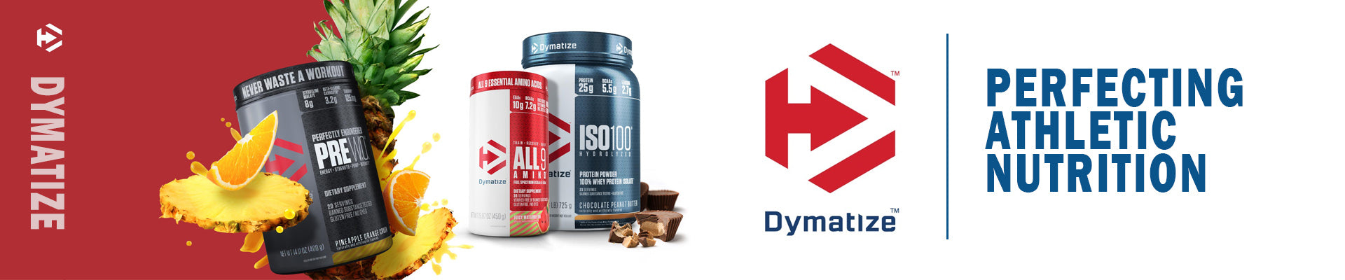Dymatize Performance Supplements