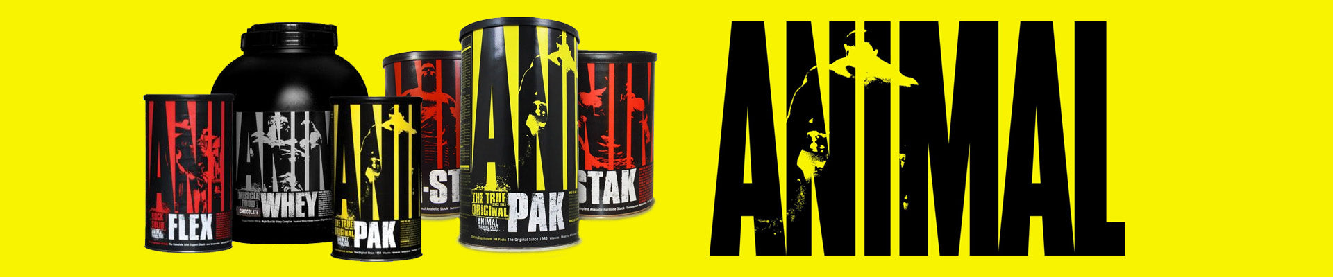Animal Supplements & Pre Workout, BCAA