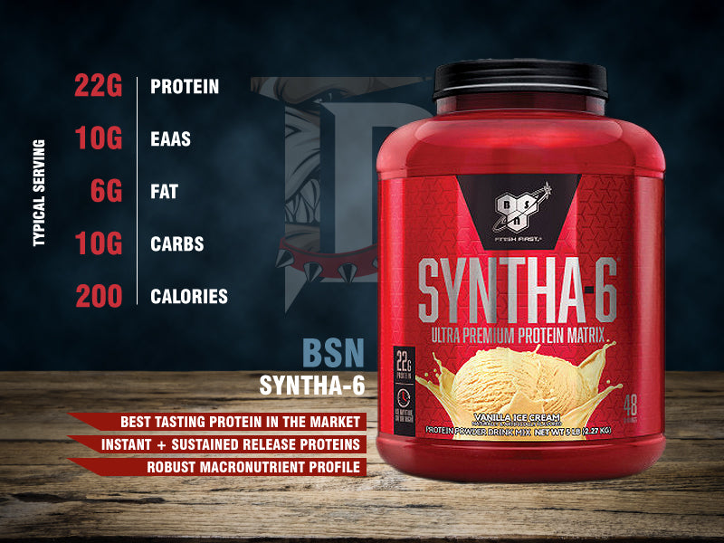 BSN Syntha 6 Protein