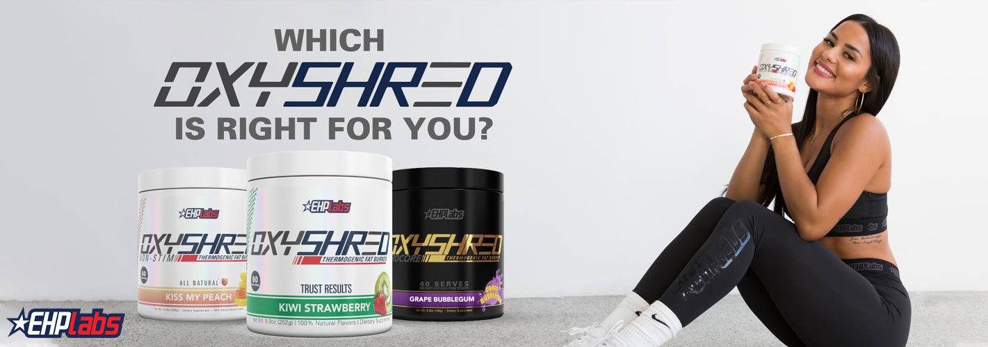 OxyShred HardCore Weight Loss