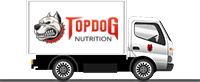 Free Shipping TopDog Nutrition Protein Powder