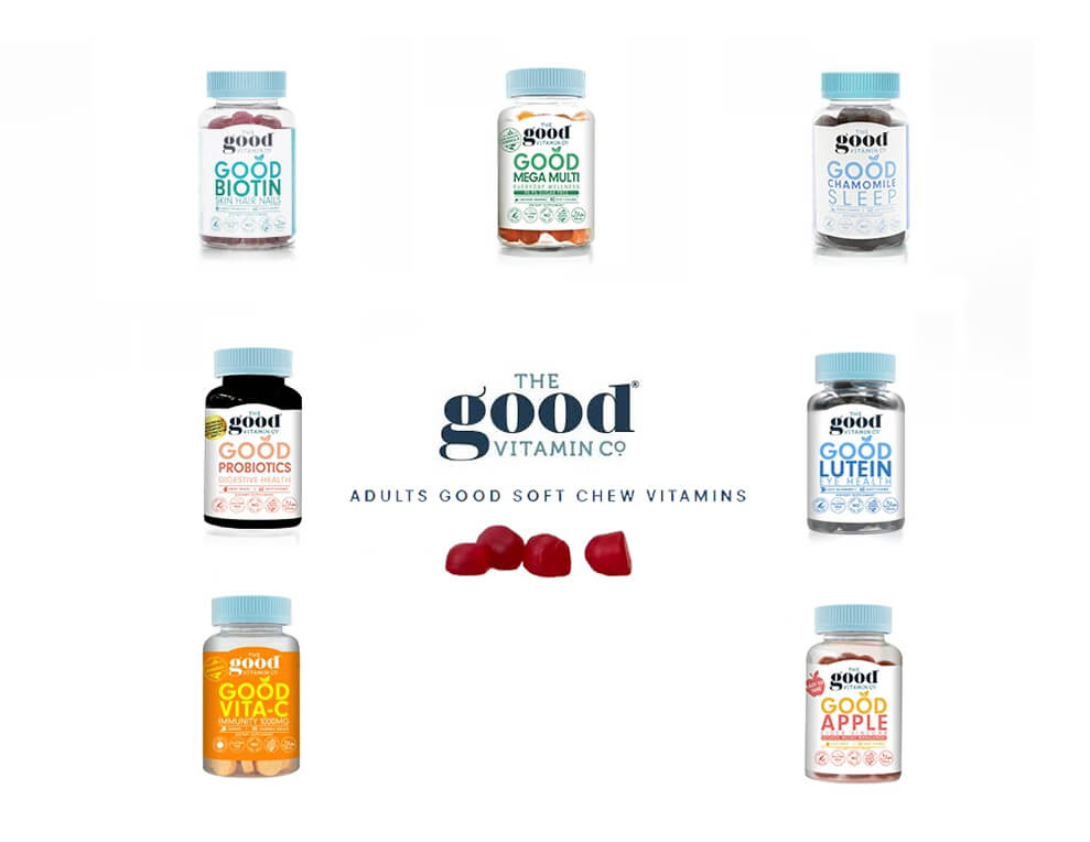 The Good Vitamin Co Adult Chewies
