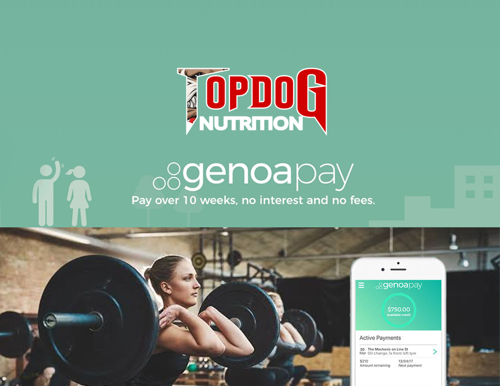 GenoaPay Muscle Building Protein